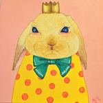 「King#2(Rabbit)」